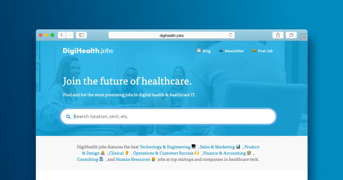 Top Health It Jobs Digihealth Jobs